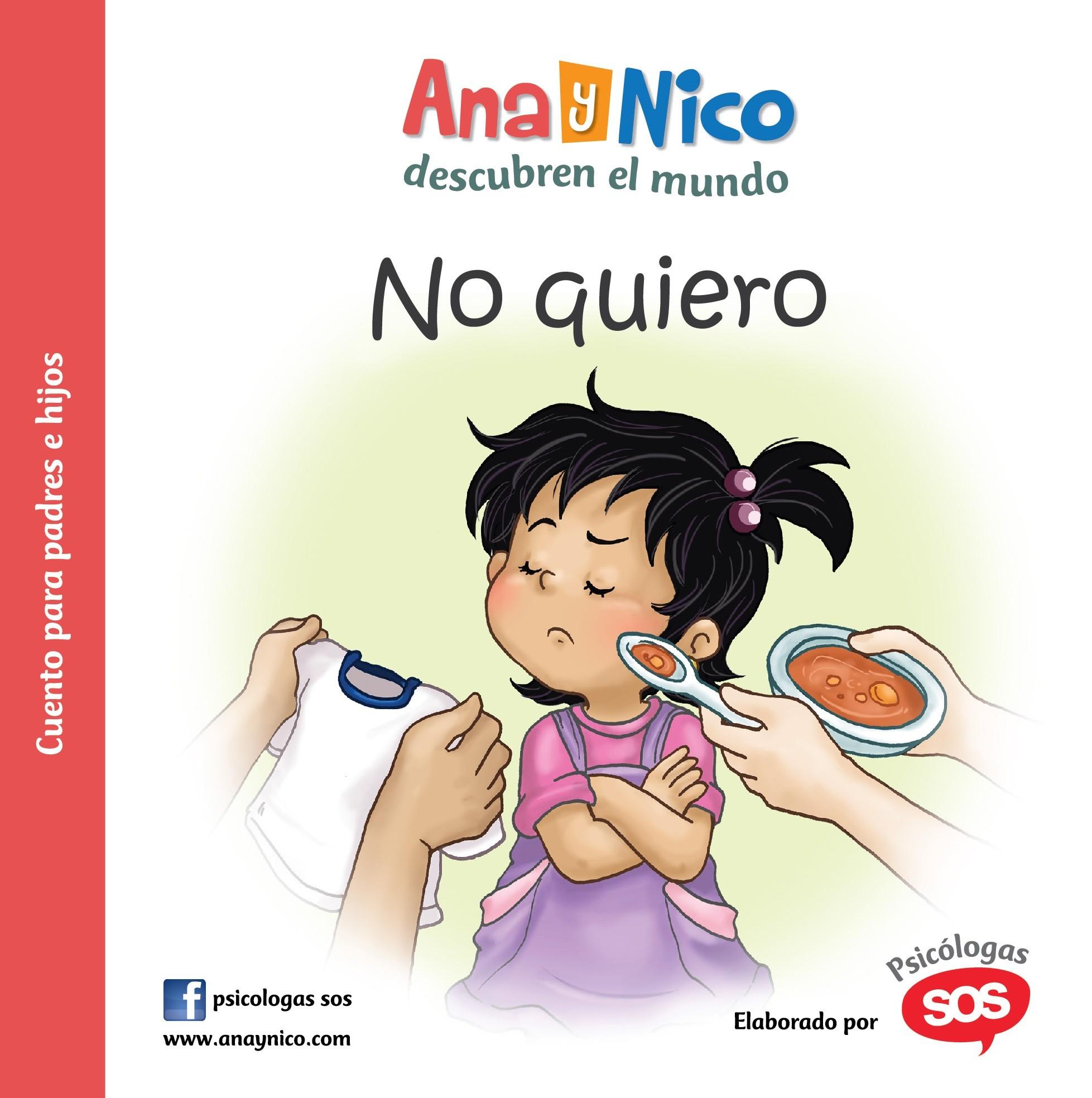 Ana y Nico - No quiero