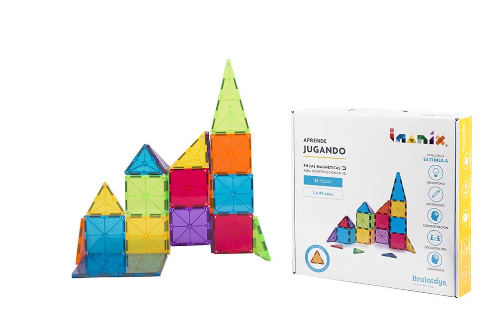 Set Imanix 32 piezas