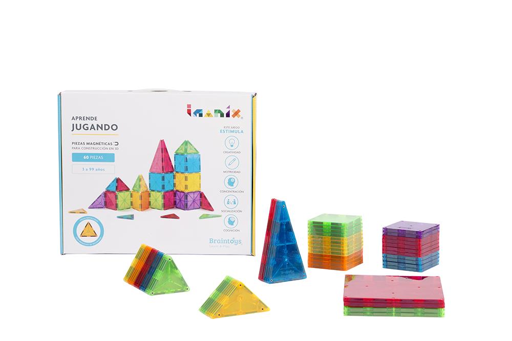 Set Imanix 60 piezas