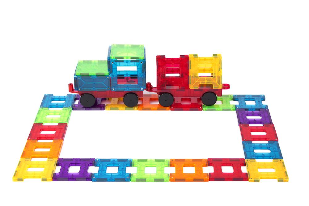 Set trenes Imanix 50 piezas