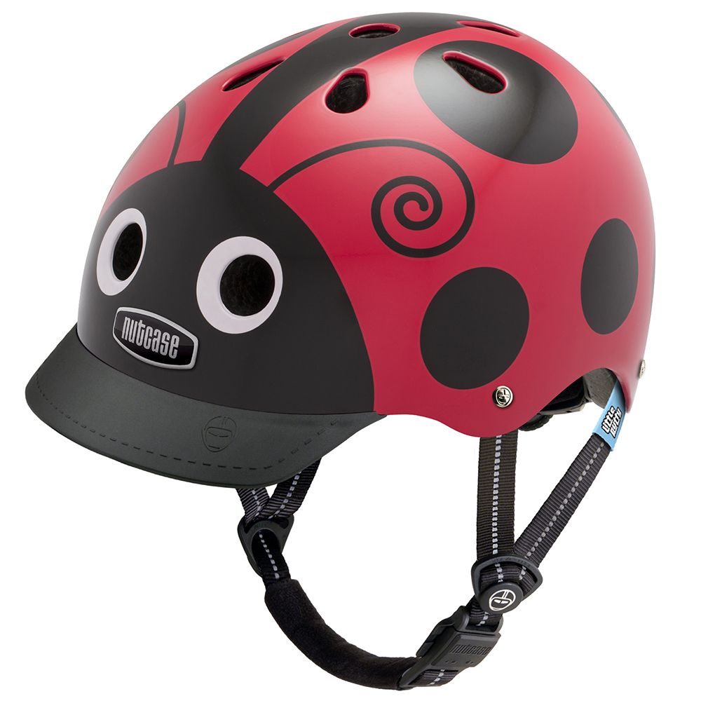 Casco Ladybug XS Little Nutty