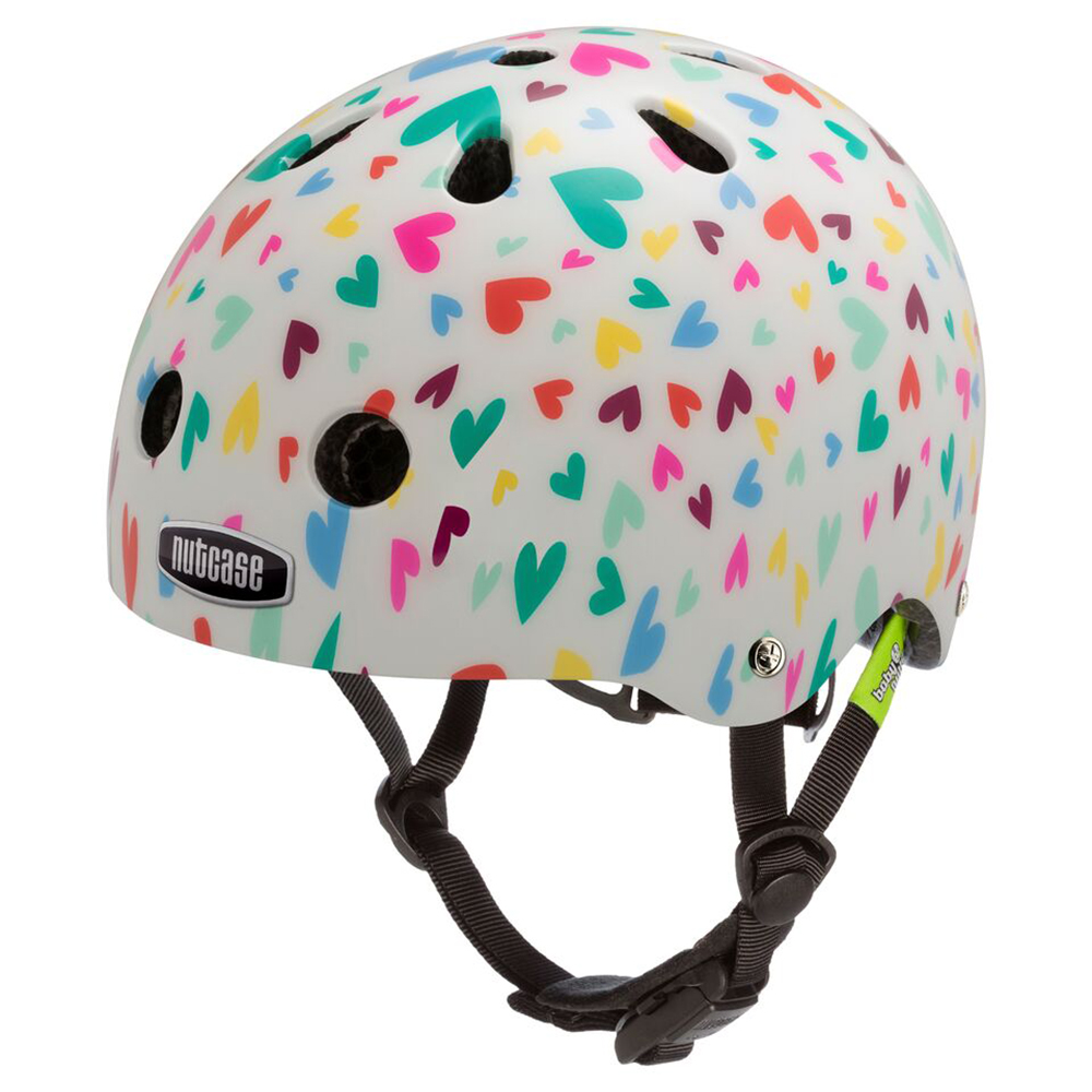 Casco Happy Hearts XXS Baby Nutty