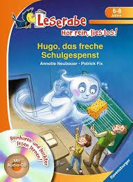 Hugo, el fantasma del cole
