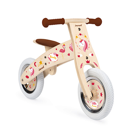 Bicicleta de Balance personalizable