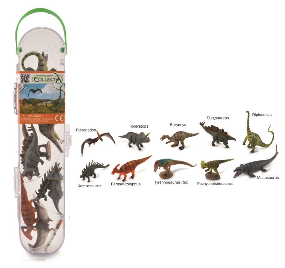Mini Dinosaurios 1