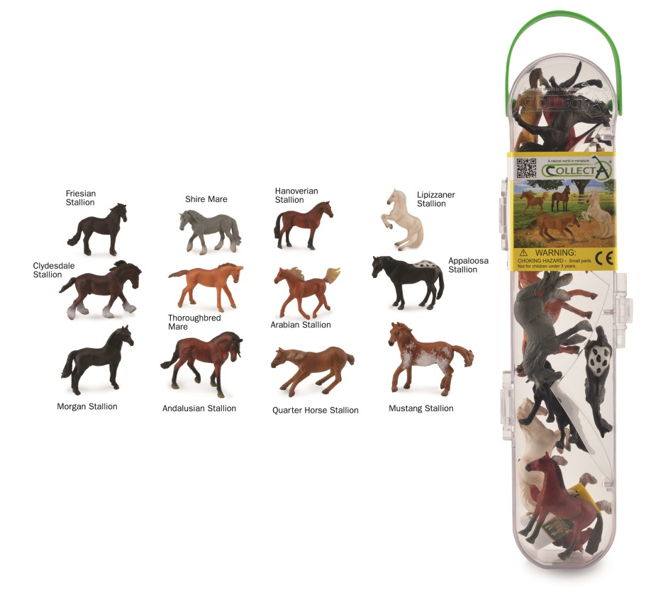 Mini caballos