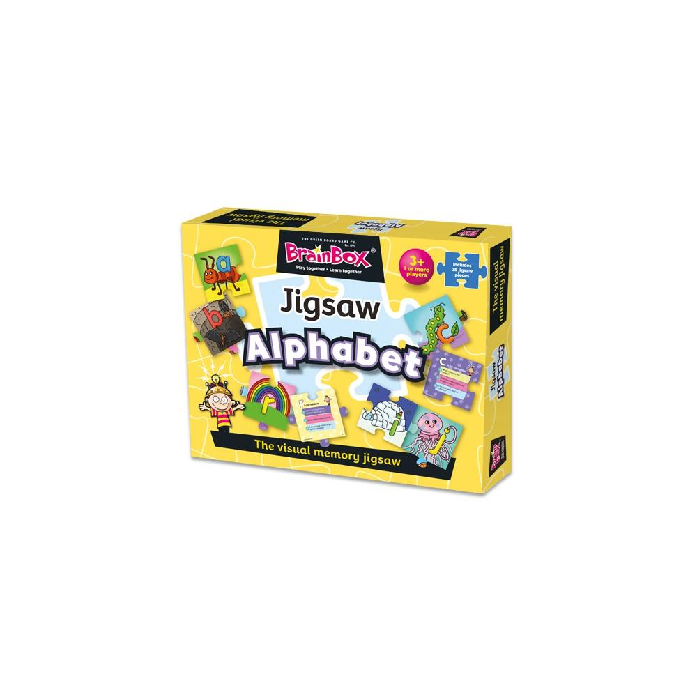 Alphabet Jigsaw