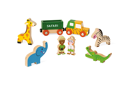 Mini Story Safari