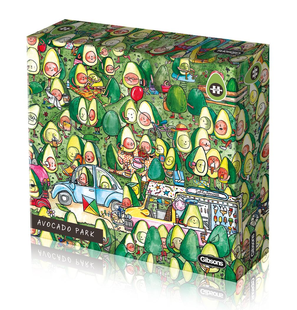 Parque de Paltas 1000p. Giftbox