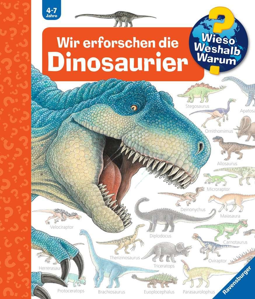 Investigando los dinosaurios