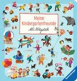 Libro de amigos.  Mis amigos de Kinder