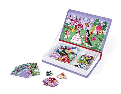 Libro magnético Princesas (nuevo)