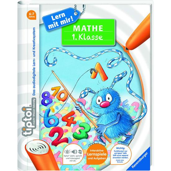 CA R00640 Tiptoi Matemáticas 1er Grado