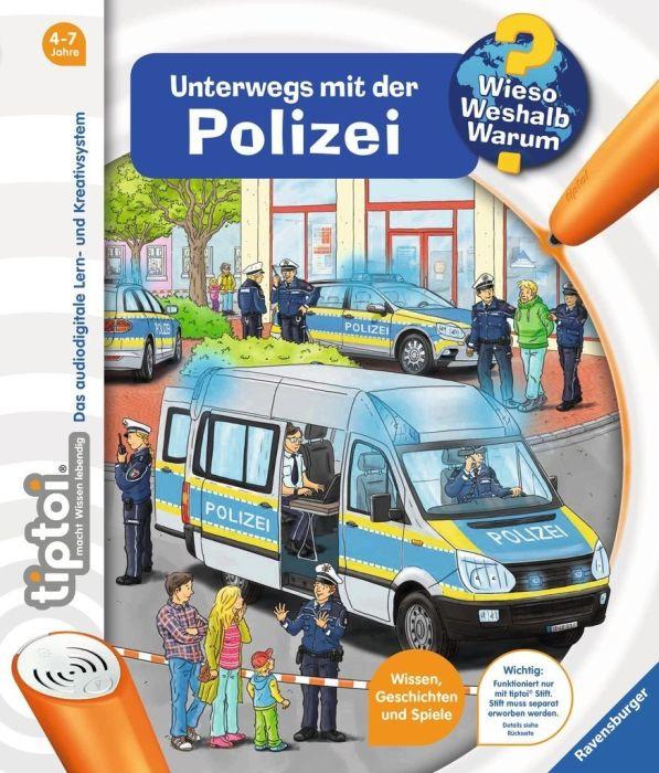 Tiptoi Con los Policías
