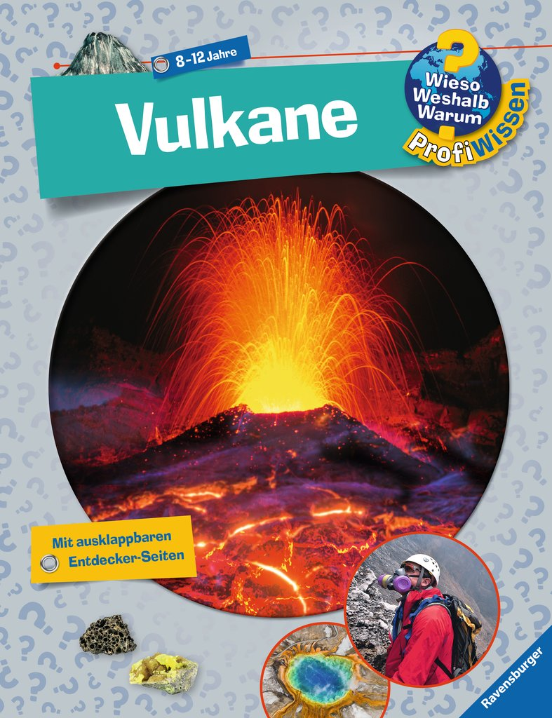 Libro temático : Volcanes