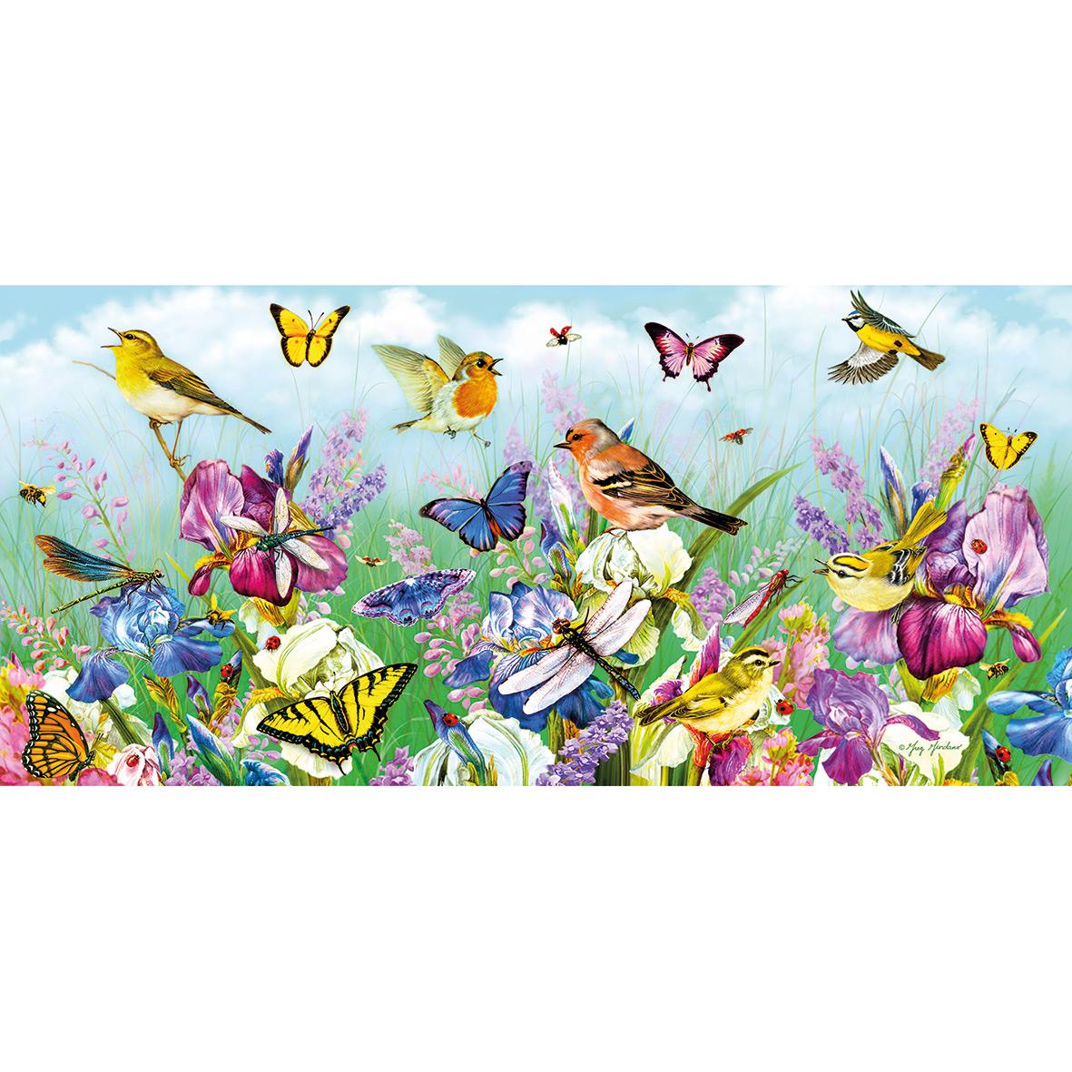Mariposas y Flores 636p.