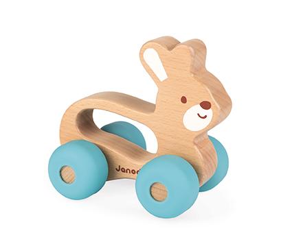 Conejo de arrastre Baby Pop