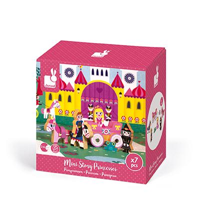 Mini Story Princesa
