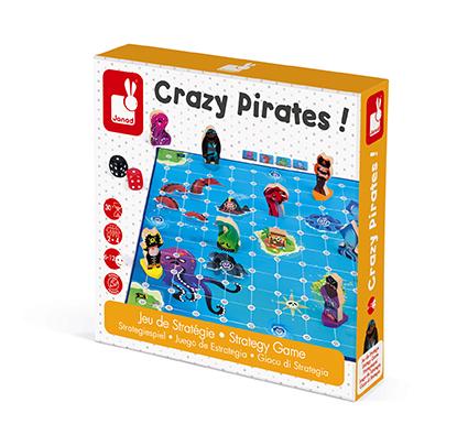 Piratas locos Juego de estrategia